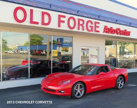 2013 Chevrolet Corvette For Sale In Lansdale, PA
