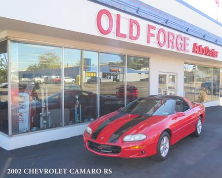 2002 Chevrolet Camaro for sale in Lansdale, PA