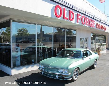 1968 Chevrolet Corvair for sale in Lansdale, PA