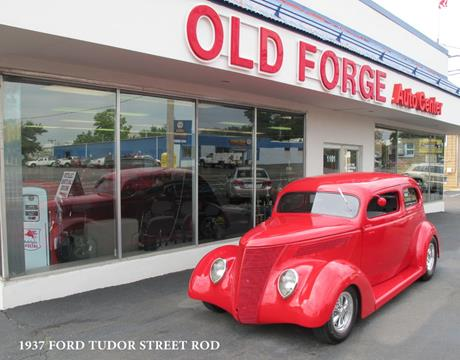 1937 Ford Tudor for sale in Lansdale, PA