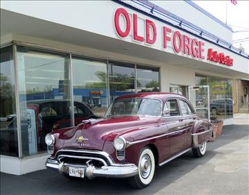 1950 Oldsmobile Eighty-Eight for sale in Lansdale, PA