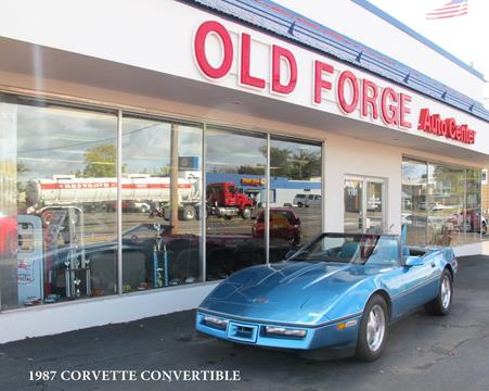 1987 Chevrolet Corvette for sale in Lansdale, PA