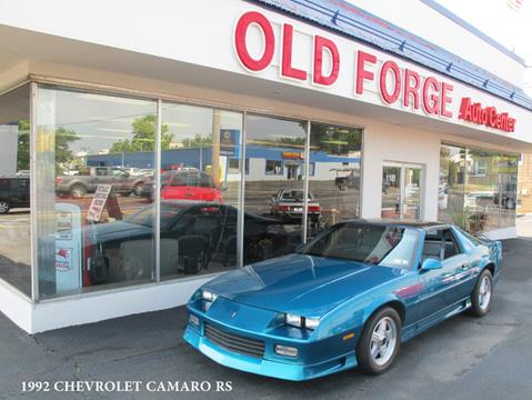 1992 Chevrolet Camaro for sale in Lansdale, PA