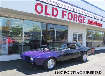 1967 Pontiac Firebird for sale in Lansdale, PA