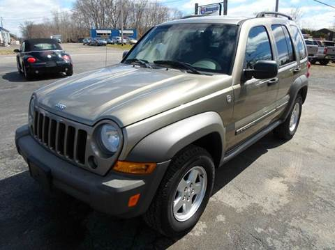 2007 Jeep Liberty for sale in Central Square, NY