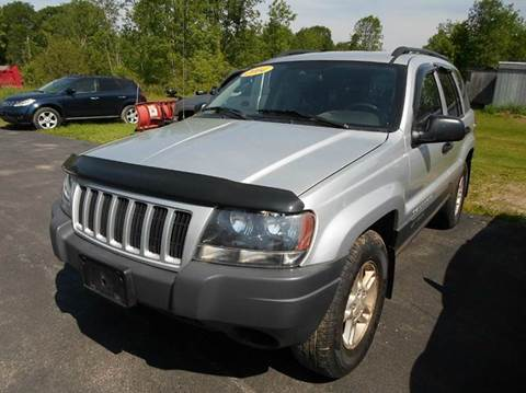 2004 Jeep Grand Cherokee for sale in Central Square, NY