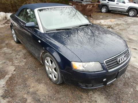 2003 Audi A4 for sale in Central Square, NY
