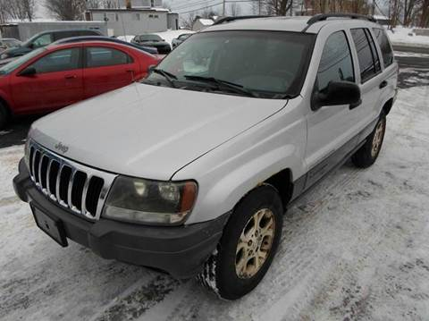 2002 Jeep Grand Cherokee for sale in Central Square, NY