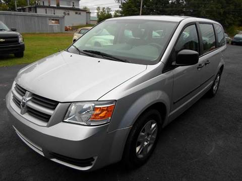 2008 Dodge Grand Caravan for sale in Central Square, NY