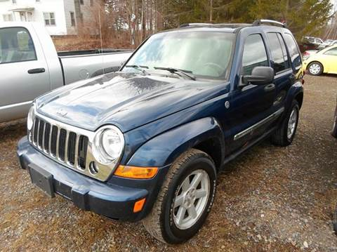 2005 Jeep Liberty for sale in Central Square, NY