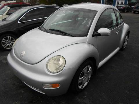 2005 Volkswagen New Beetle for sale in Central Square, NY