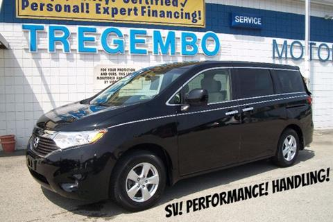 2015 Nissan Quest for sale in Bentleyville, PA