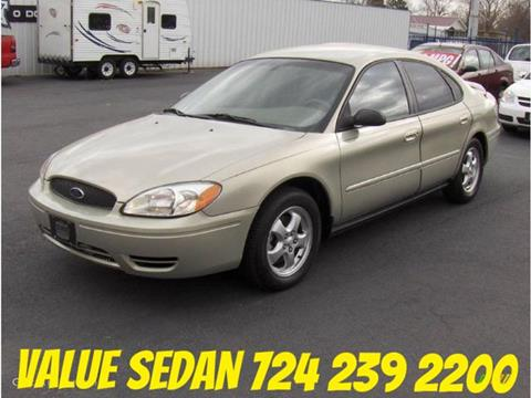 2005 Ford Taurus for sale in Bentleyville, PA