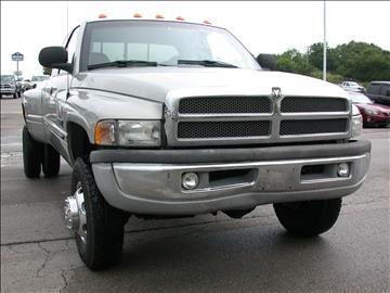 2000 Dodge Ram Pickup 3500 For Sale Dallas Tx