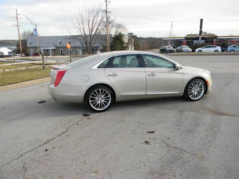 2013 Cadillac XTS AWD Platinum Collection 4dr Sedan - Kansas City MO