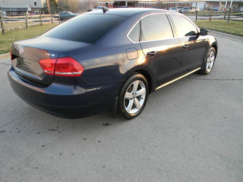 2015 Volkswagen Passat SE 4dr Sedan 6A - Kansas City MO