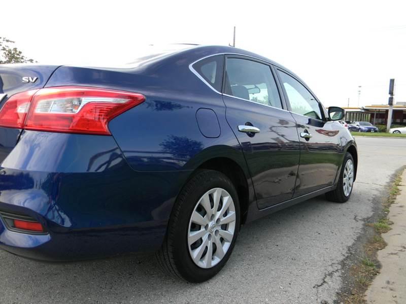 2016 Nissan Sentra SV 4dr Sedan - Kansas City MO