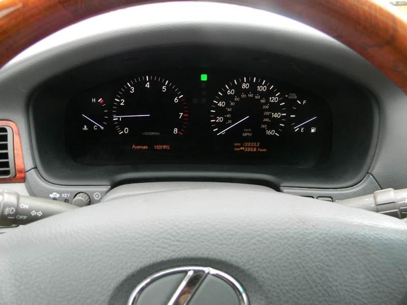 2006 Lexus LS 430 4dr Sedan - Kansas City MO