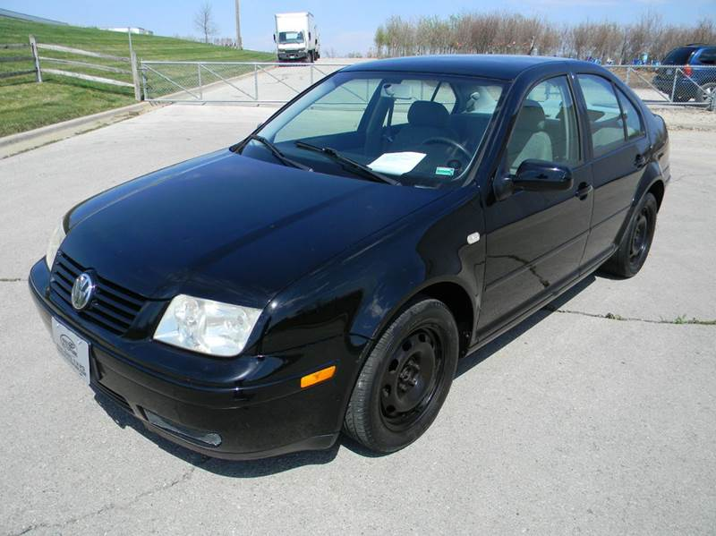 2000 Volkswagen Jetta GL 4dr Sedan - Kansas City MO