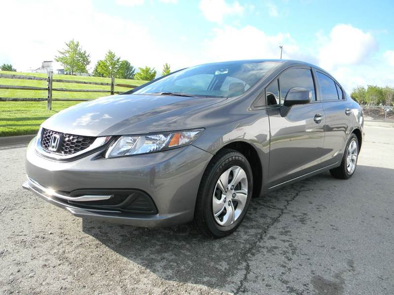 2013 Honda Civic LX 4dr Sedan 5A - Kansas City MO