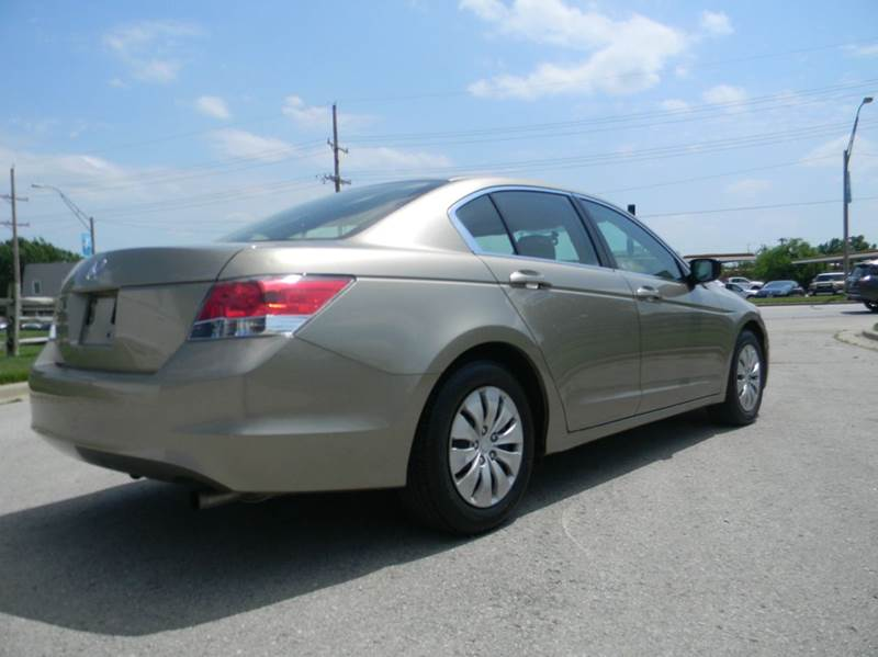 2008 Honda Accord LX 4dr Sedan 5A - Kansas City MO