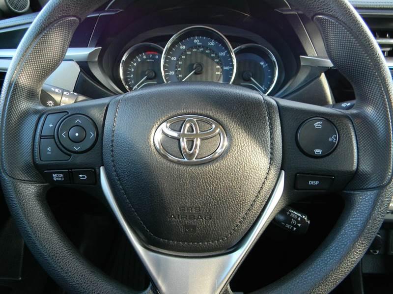 2014 Toyota Corolla LE 4dr Sedan - Kansas City MO
