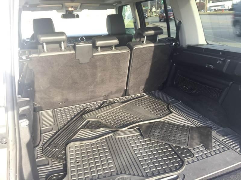 2012 Land Rover LR4 4x4 4dr SUV - Kansas City MO