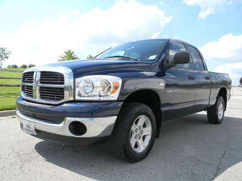 2007 Dodge Ram Pickup 1500 for sale in Kansas City, MO