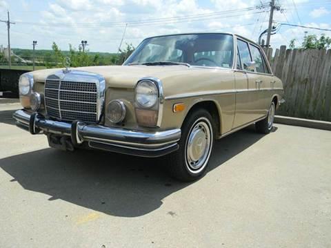 1973 Mercedes-Benz 280-Class