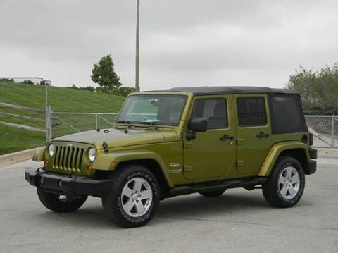 2008 jeep wrangler unlimited for sale in kansas city mo. Black Bedroom Furniture Sets. Home Design Ideas