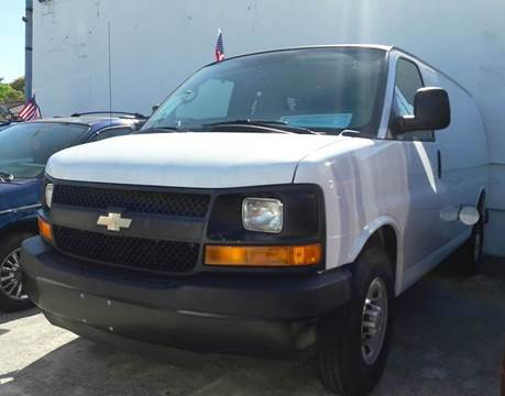 2011 Chevrolet Express Cargo for sale in Miami, FL