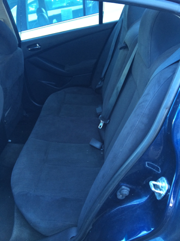 2011 Nissan Altima Hybrid