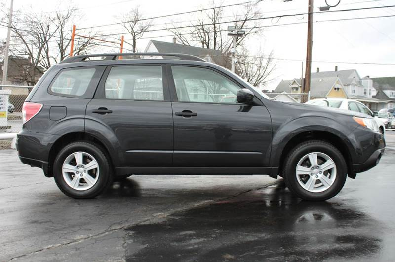 2010 subaru forester 2 5x special edition awd in scranton. Black Bedroom Furniture Sets. Home Design Ideas