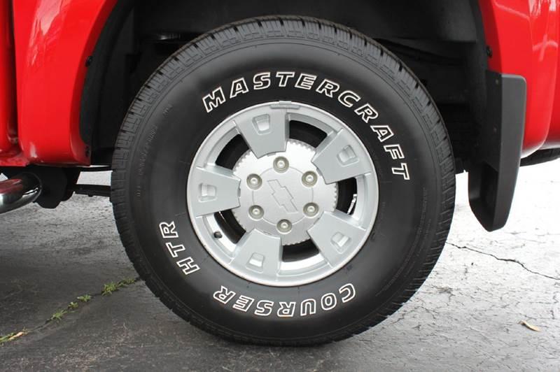 2004 Chevrolet Colorado 4dr Crew Cab Z71 LS 4WD SB - Scranton PA