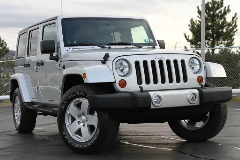 2010 Jeep Wrangler Unlimited Sahara 4x4  - Scranton PA