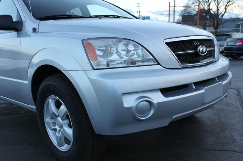 2006 Kia Sorento LX 4dr SUV 4WD w/Automatic - Scranton PA