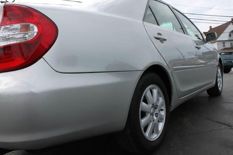 2002 Toyota Camry XLE V6 4dr Sedan - Scranton PA