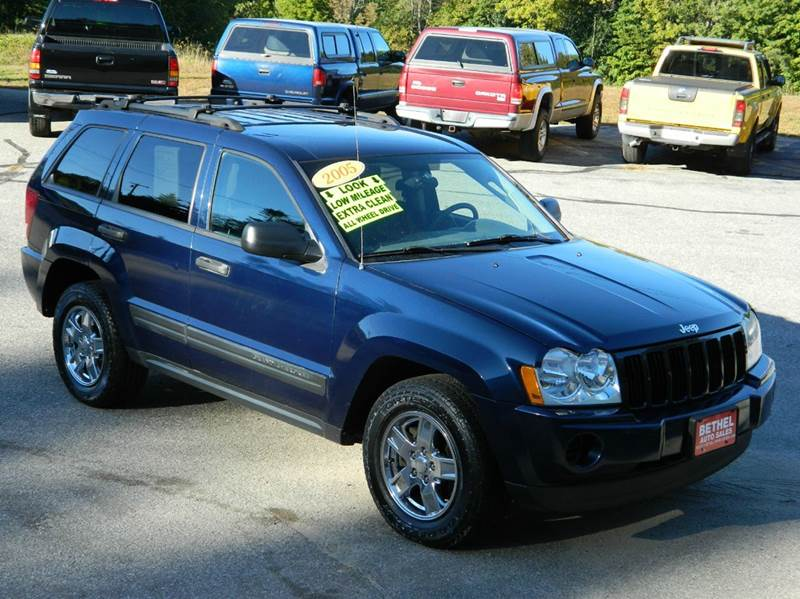 2005 jeep grand cherokee for sale in maine. Black Bedroom Furniture Sets. Home Design Ideas