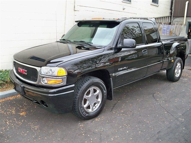 2002 gmc sierra 1500 denali awd 4dr extended cab sb for. Black Bedroom Furniture Sets. Home Design Ideas