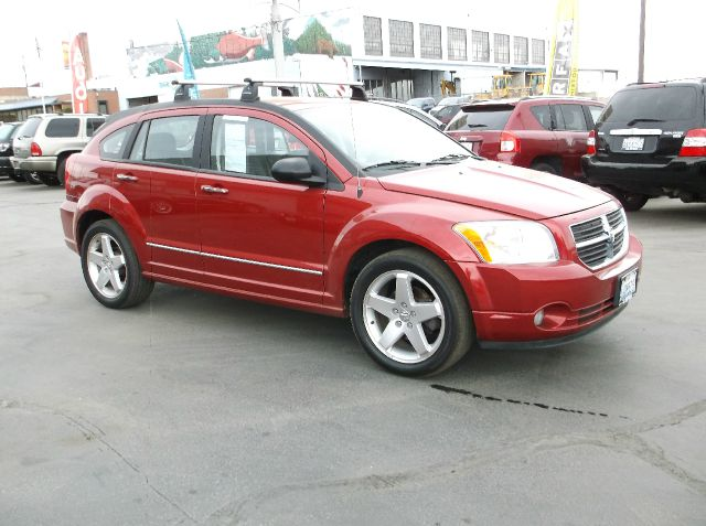 2007 DODGE CALIBER RT AWD 4DR WAGON maroon nice affordable priced awd with plenty of room  2-sta