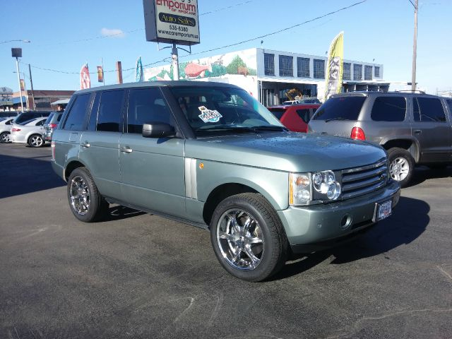 2005 LAND ROVER RANGE ROVER HSE 4WD 4DR SUV green spoil yourself with this range rover  adjustabl