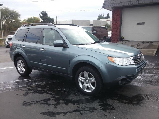2009 SUBARU FORESTER 25 X LIMITED AWD 4DR WAGON green you wont want to miss this beautiful one o