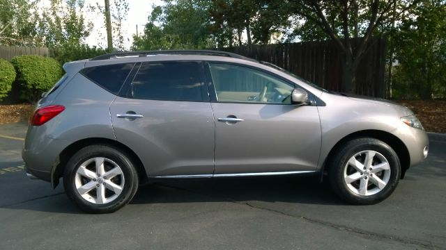 2009 NISSAN MURANO SL AWD 4DR SUV pewter fully loaded suv with leather back-up camera pw pl ti