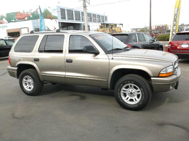 2003 DODGE DURANGO SLT 4WD 4DR SUV tan exceptional condition on this durango cloth interior thir