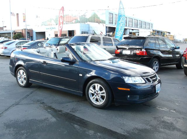 2006 SAAB 9-3 20T 2DR CONVERTIBLE blue ultraclean saab convertible with heated seats power top a