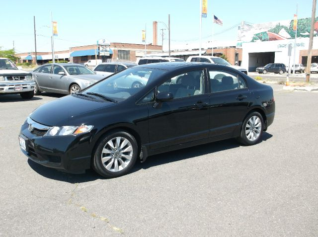 2010 HONDA CIVIC EX 4DR SEDAN 5A black if your searching for a nice low mile civic your search is