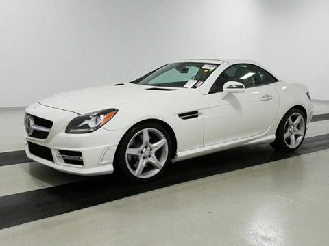 2012 Mercedes-Benz SLK for sale in Miami, FL