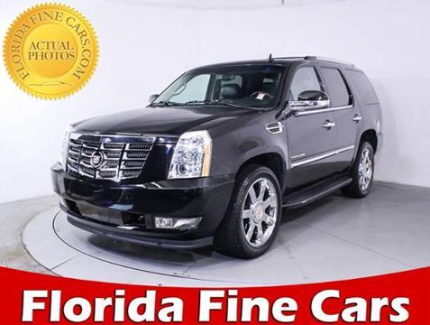 2011 Cadillac Escalade for sale in Miami, FL