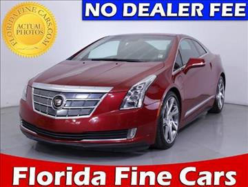 2014 Cadillac ELR for sale in Miami, FL