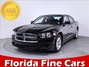 2014 dodge charger for sale in miami fl